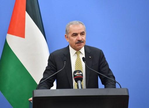 اشتية: ما يجرى في الشيخ جراح شكل جديد لسياسة التهجير الإسرائيلية الممنهجة