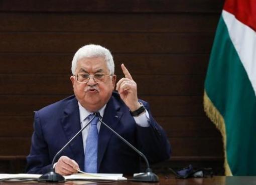 السيد الرئيس: بطش وإرهاب المستوطنين لن يزيدنا إلا تمسكا بحقوقنا المشروعة