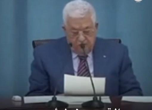 """السيد الرئيس: """"القدس خط أحمر .. وحي الشيخ جراح لن يرحل"""""""