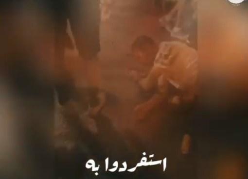 بالفيديو: مستوطنون يهود يعتدون على فلسطيني قرب يافا