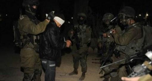 جنين: الاحتلال يعتقل ثلاثة شبان من رمانة