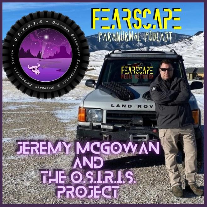 Jeremy McGowan and the O.S.I.R.I.S. Project