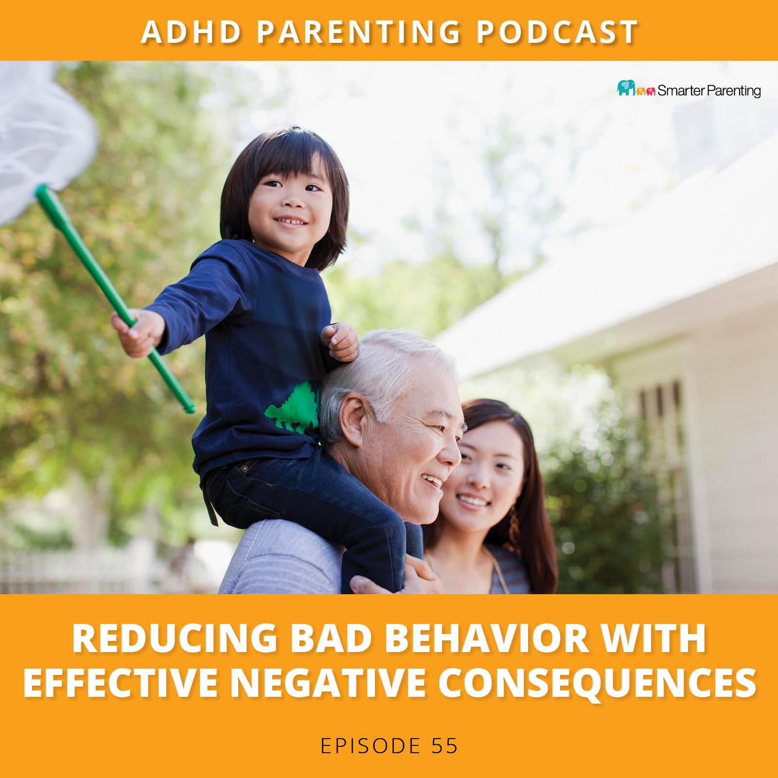 Ep 55 Reducing Bad Behavior With Effective Negative