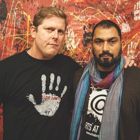 Image result for pardeep and arno