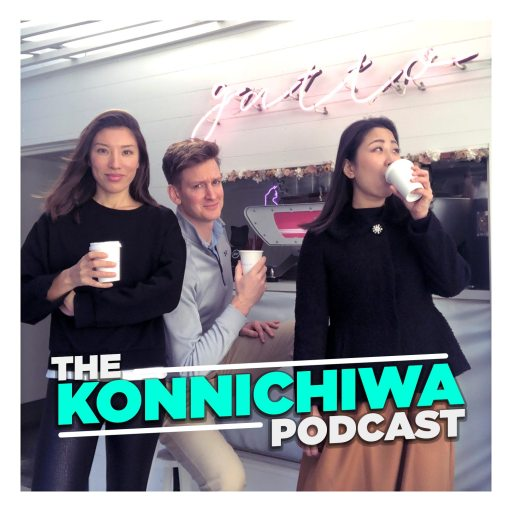 The Konnichiwa Podcast – Conversations in English and Japanese