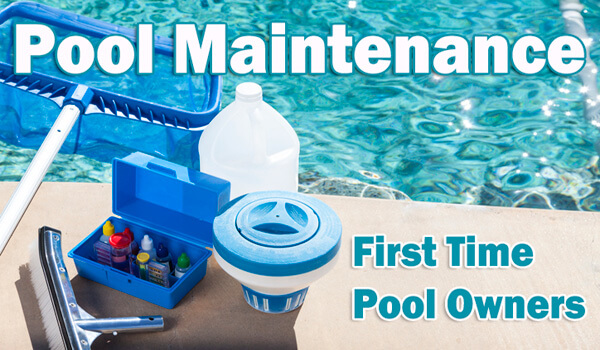 Learn why pool maintenance for a new pool is critical during the first two weeks