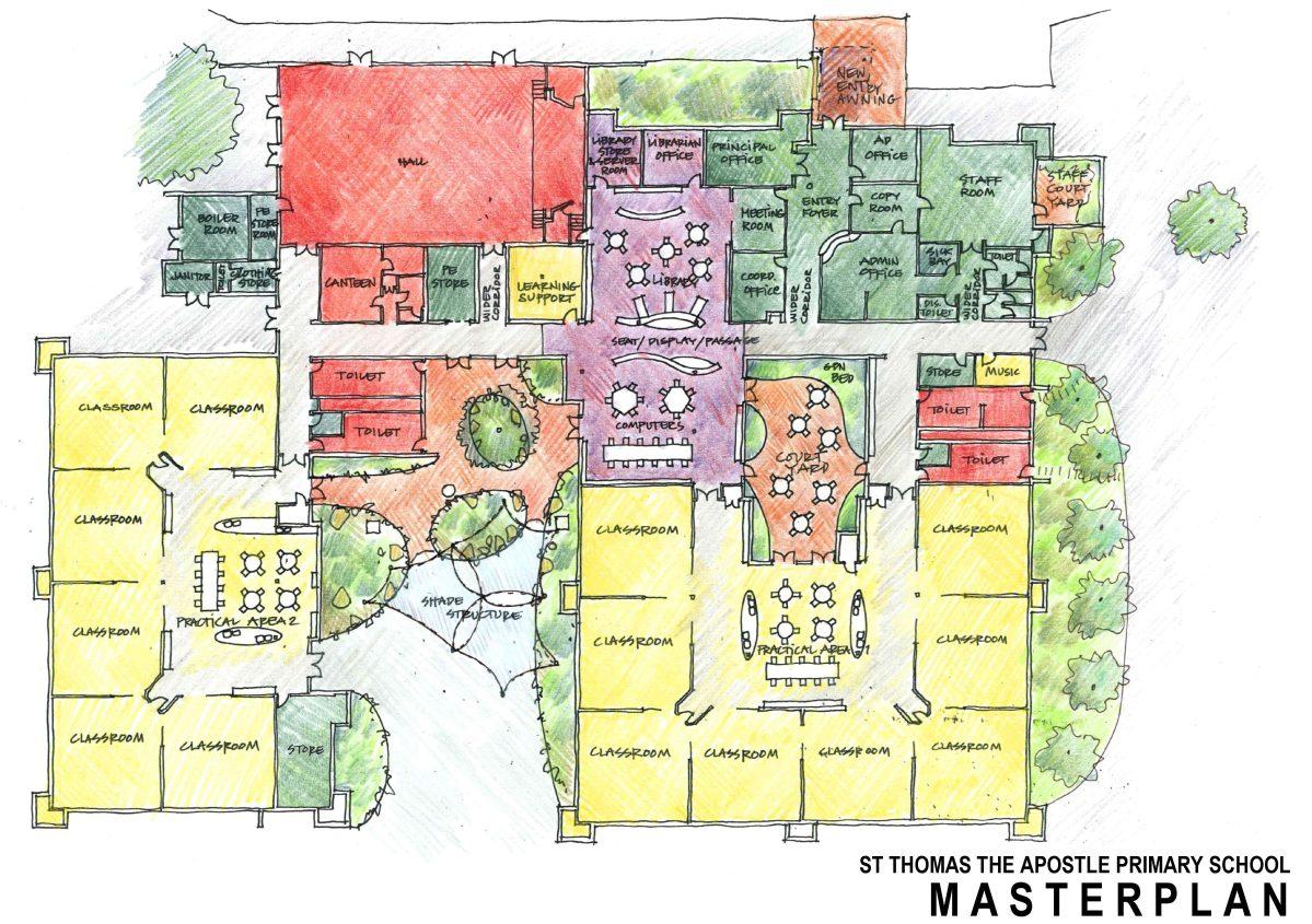 St Thomas Masterplan