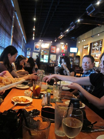 blogger dinner 019
