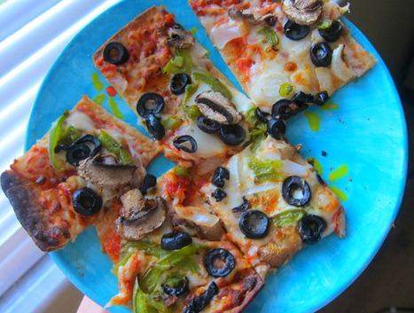 rice pizza 005
