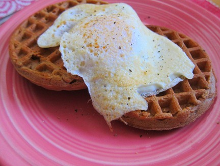 eggs and waffles 004