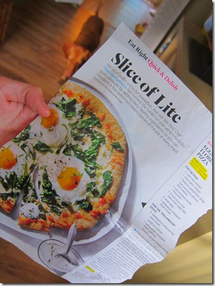 egg topped pizza 004