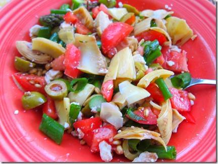 wheat berry salad 011