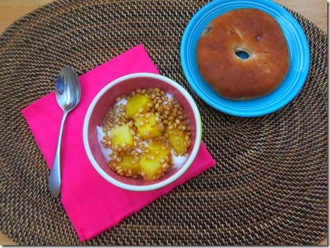 wheatberries and yogurt 004