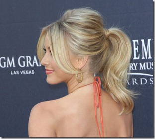 Julianne-Hough updo