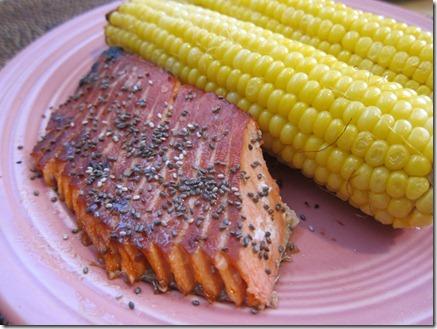 soy glazed salmon healthy 009
