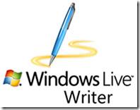 windows live writer logo