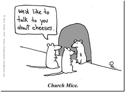 mice cheese