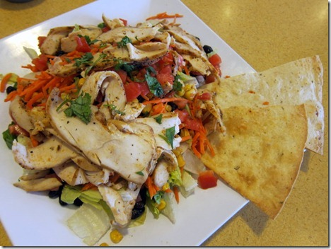 crispers southwest salad 001