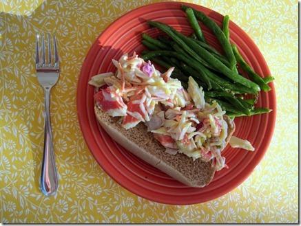 imitation crab salad 001