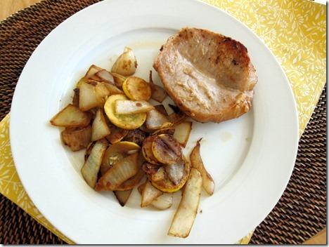 teriyaki pork chops 001