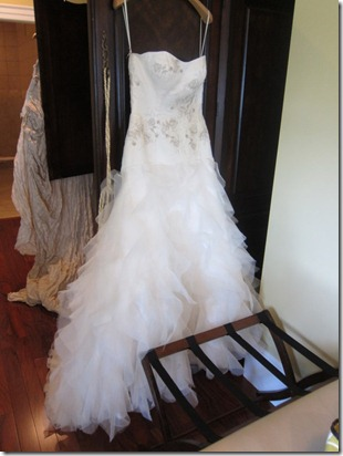 bridal model 058