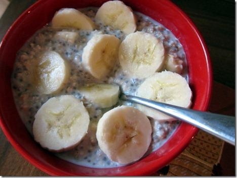 overnight oats banana 020
