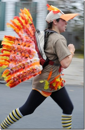 turkey trot costume