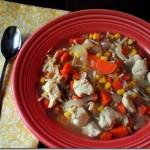 chicken noodle soup 003