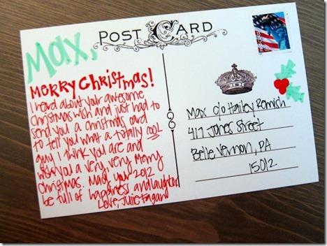 christmas postcard 004