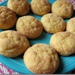 Cake Mix Snickerdoodle Cookies