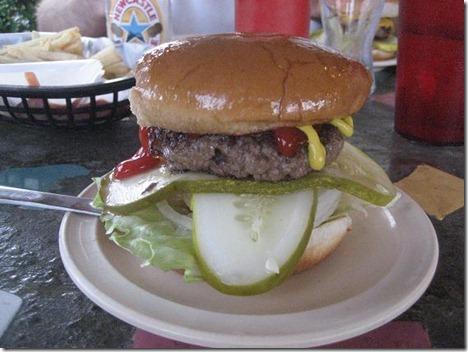 el cap burger