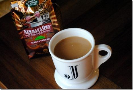 newman's own coffee