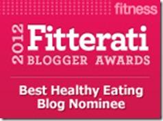 fitness magazine blog awards