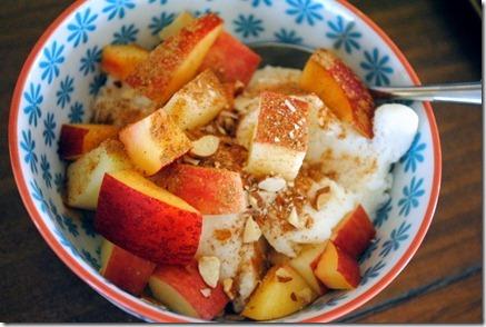 ricotta-fruit