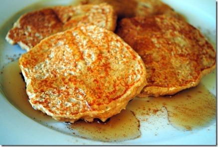 banana protein pancakes 232-001