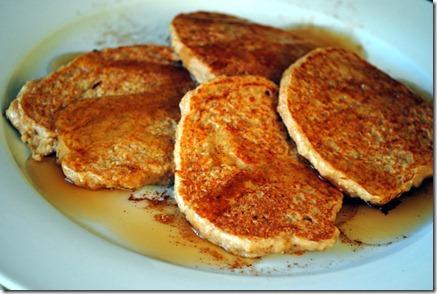banana protein pancakes 237-001