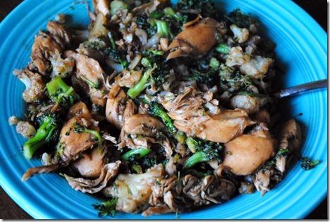 chicken broccoli cauliflower