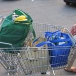 green bags groceries