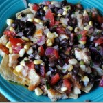 healthy nachos