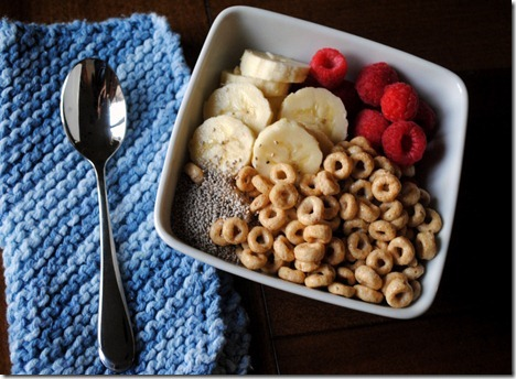 greek yogurt breakfast bowl 003