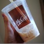 mcdonalds small iced coffee vanilla
