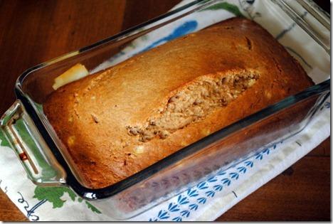 healthy banana bread 002