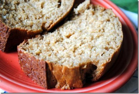 healthy banana bread 010