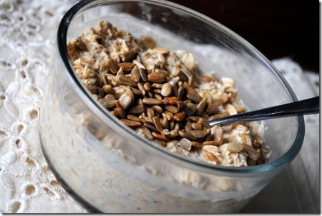 overnight oats dairy free
