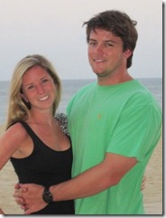Allie and Mark in Cabo