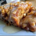 apple fritter loaf