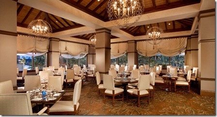 deep blu orlando restaurant