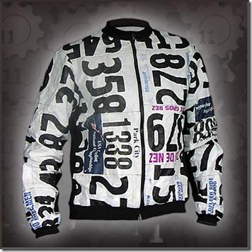 race bib number jacket