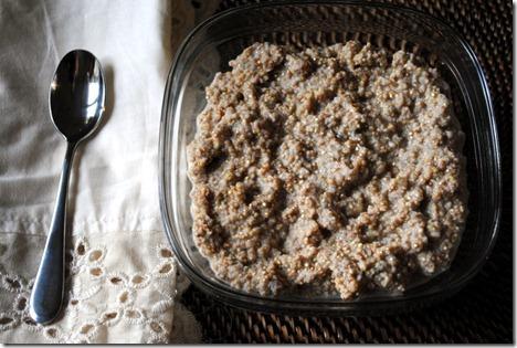 high protein breakfast quinoa 002