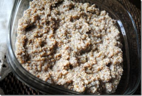 high protein breakfast quinoa 003